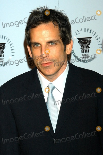 Ben Stiller, Union Station Photo - Ben Stiller at Los Angeles Conservancy's 25th Anniversary Gala, Union Station, Los Angeles, Calif., 10-11-03
