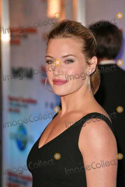 "Kate Winslet Photo - Kate Winslet At the release party of ""Eternal Sunshine of the Spotless Mind"", at LACMA, Los Angeles, CA 09-23-04"