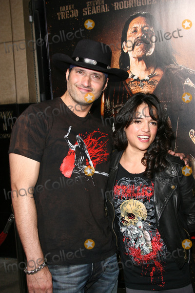 Michelle Rodriguez, Robert Rodriguez Photo - Robert Rodriguez and Michelle Rodriguez