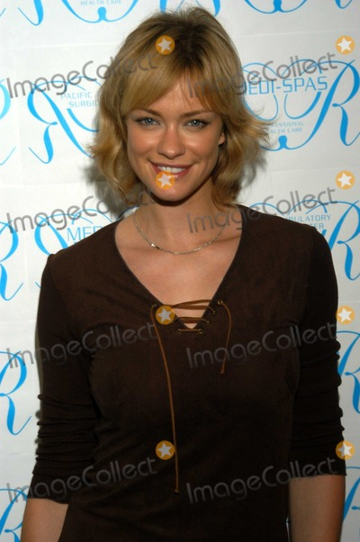 Photo - Natalia Sokolova at the MediSpa Grand Opening, Encino, CA, 04-14-03