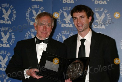 Peter Weir, James D'Arcy, D'arcy Photo - Peter Weir and James D'Arcy at The 56th Annual Director's Guild of America Awards Press Room, Century Plaza Hotel, Century City, CA 02-07-04