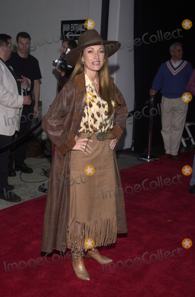 Jane Seymour Photo -  Jane Seymour at the 48th Annual SHARE Boomtown Western Party, CBS Television City, Los Angeles, 05-12-01