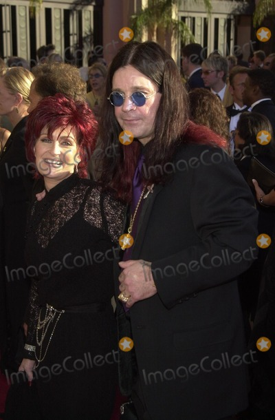 Ozzy Osbourne Photo - Sharon and Ozzy Osbourne at tghe 54th Annual Emmy Awards, Shrine Auditorium, Los Angeles, CA 09-22-02