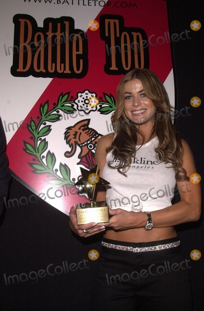 "Carmen Electra Photo -  Carmen Electra at the ""Battletop"" Universal Challenge in Universal City. 07-22-00"