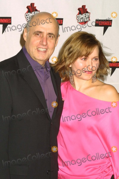 Jeffrey Tambor Photo - Jeffrey Tambor and wife Kasia at Comedy Central's First Annual Commie Awards, Sony Studios, Culver City, CA 11-22-03