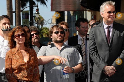 Jack Black, Susan Sarandon, Tim Robbins Photo - Susan Sarandon with Tim Robbins and Jack Black