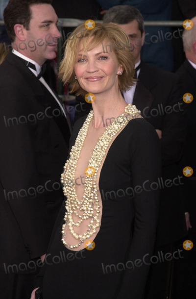 Joan Allen Photo -  Joan Allen at the 7th Annual Screen Actors Guild Awards, held at the Shrine Auditorium, Los Angeles, 03-11-01