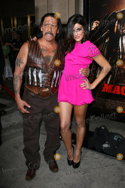 Danny Trejo, Electra Avellan Photo - Danny Trejo and Electra Avellan
