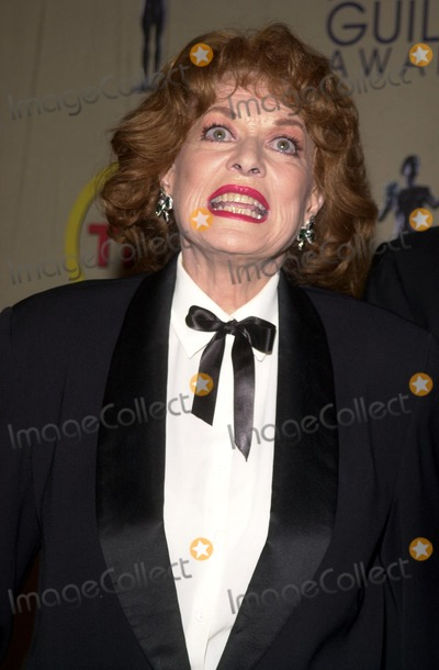 Maureen O'Hara Photo - Maureen O'Hara at the 9th Annual Screen Actors Guild Awards press room, Shrine Auditorium, Los Angeles, CA 03-09-03