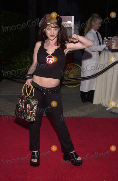 "Dana Daurey Photo -  Dana Daurey at the premiere of Paramount's ""Hardball"" at Paramount Studios, Hollywood, 09-10-01"