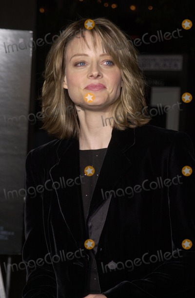 "Jodi Foster, Jodie Foster, Jody Foster Photo - Jodi Foster at the premiere of Columbia Pictures ""Panic Room"" in Century City, 03-18-02"