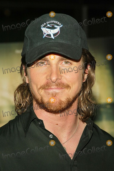"Christian Bale Photo - Christian Bale At The Los Angeles Premiere of ""The Machinist"",  at The Arclight Cinerama Dome, Hollywood, CA 10-04-04"