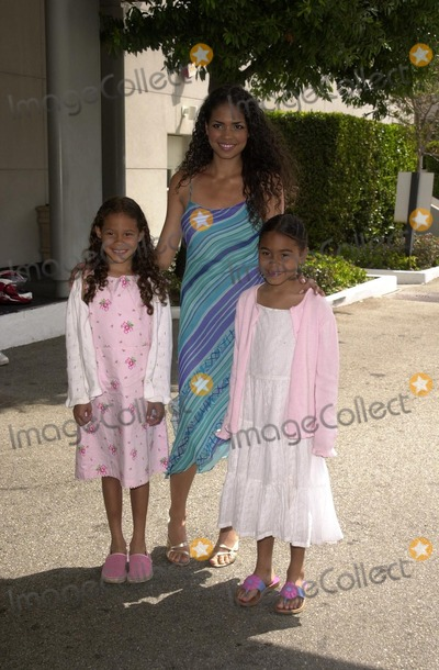 Jennifer Freeman Photo - Jennifer Freeman with sisters Megan and Melissa at the Step Up Women's Network 2nd Annual Mother and Daughter Brunch, Saks Fifth Avenue, Beverly Hills, CA 04-27-03