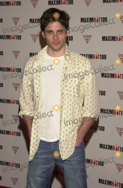 James Marsden Photo - James Marsden at the Maxim Hot 100 party, held at Yamashiro, Hollywood, 04-25-02
