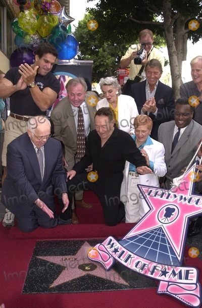 Jack LaLanne Photo - Jack Lalanne at his star at Lalanne's Star on the Walk of Fame ceremony, Hollywood Blvd., Hollywood, CA 09-26-02