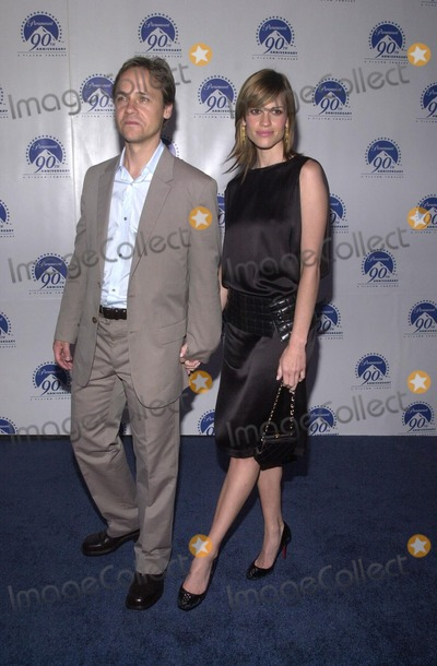 Hilary Swank, Chad Lowe Photo - Hilary Swank and Chad Lowe at the Paramount Pictures Celebrates 90th Anniversary with 90 stars for 90 years Los Angeles, CA 07-14-02