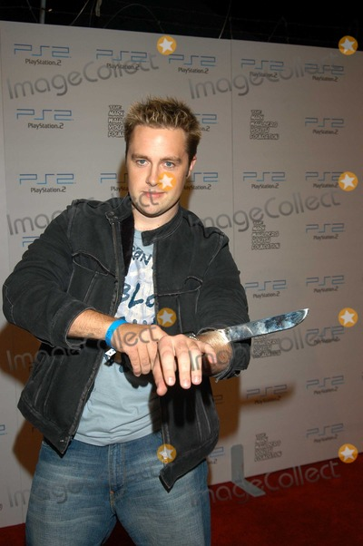 Keith Barry Photo - Keith Barry at PlayStation 2 Triple Double Gaming Tournament, Club Ivar, Hollywood, Calif., 10-25-03
