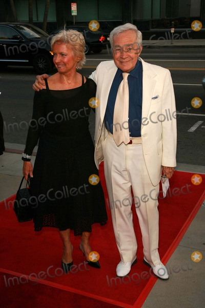 Jack Larson Photo - Jack Larson and guest