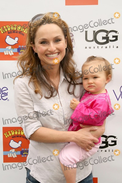 Giada De Laurentiis Photo - Giada De Laurentiis and daughter Jade