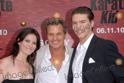 Jesse Kove, Martin Kove Photo - Rachel Olivia Kove, Martin Kove and Jesse Kove