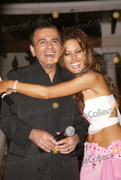 Casey Kasem, Kerri Kasem Photo - Casey Kasem and daughter Kerri Kasem at a birthday party for Kerri Kasem, thrown by SiTv, Brasserie Les Voyous, Hollywood, CA 07-21-04