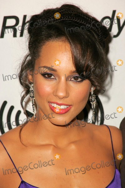Alicia Keys, Clive Davis Photo - Alicia Keys