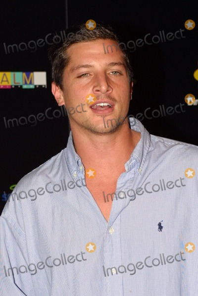 Simon Rex, Spike Jonze Photo - Simon Rex at the Spike Jonze DVD Series Premiere
