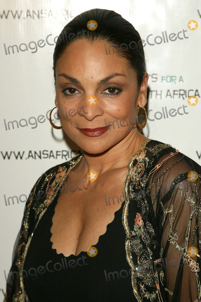 Jasmine Guy, Archbishop Desmond Tutu, Desmond Tutu Photo - Jasmine Guy