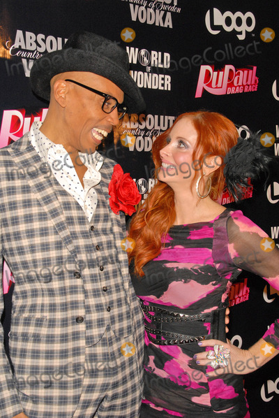 Phoebe Price, RU, Ru Paul, RuPaul Photo - RuPaul and Phoebe Price