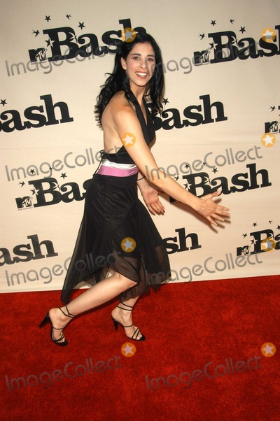 Sarah Silverman Photo - Sarah Silverman at the MTV Bash honoring Carson Daily, Palladium, Hollywood, CA 06-28-03