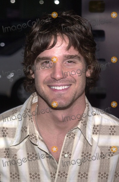 "Eddie McClintock Photo - Eddie McClintock at the premiere of Fox Searchlight's ""One Hour Photo"" at the Academy of Motion Picture Arts and Sciences, Beverly Hills, CA 08-22-02"