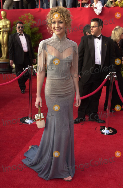 Kate Hudson Photo -  KATE HUDSON at the 73rd Annual Academy Awards, Shrine Auditorium, Los Angeles, 03-25-01