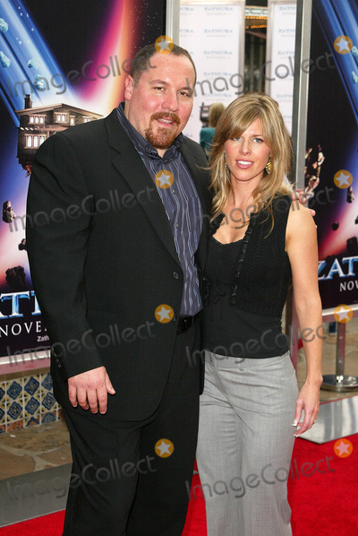 Jon Favreau Photo - Jon Favreau and wife Joya