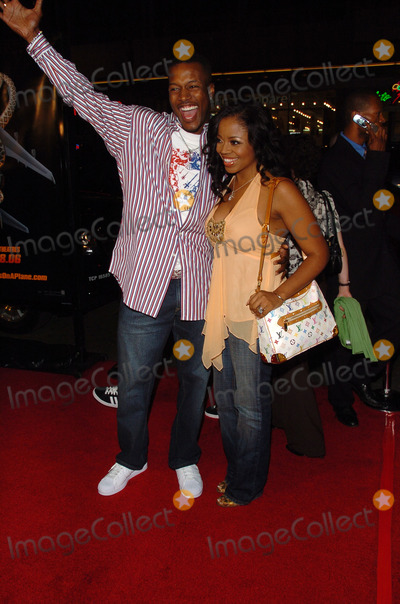 Flex Alexander, Flex, Shanice Photo - Flex Alexander and Shanice