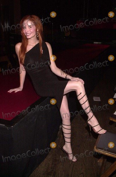 "Phoebe Price Photo - Phoebe Price at the second annual ""Fashion For A Cure"" to benefit the Susan G. Komen Breast Cancer Foundation, Sunset Room, Hollywood, CA 10-11-02"