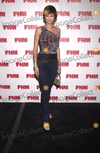 Catherine Bell Photo -  Catherine Bell at the FHM Magazine's 100 Sexiest Women in the World Celebration, Le Boheme, West Hollywood, 05-17-01
