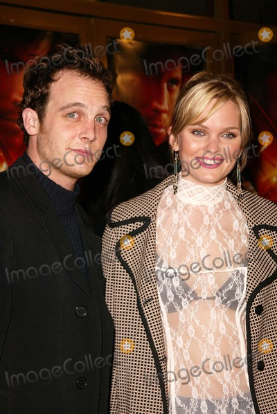 "Ethan Embry, Sunny Mabrey Photo - Ethan Embry and Sunny Mabrey at the premiere of Paramount's ""Timeline"" at Mann National, Westwood, CA 11-19-03"
