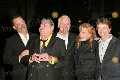 "Tom Hanks, Jerry Lewis, Steve Martin, Stella Stevens, Martin Short Photo - Tom Hanks, Jerry Lewis, Steve Martin, Stella Stevens and Martin Short At a Special Screening Of ""The Nutty Professor"" Hosted By Jerry Lewis, Paramount Theater, Hollywood, CA 10-12-04"