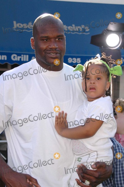 Shaquille Oneal Oldest Daughter