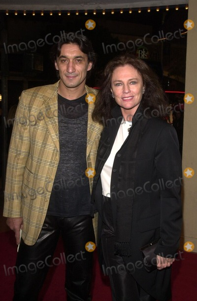 "Jacqueline Bisset, Emin Boztepe Photo - Jacqueline Bisset and Emin Boztepe at the premiere of Miramax's ""Confessions of a Dangerous Mind"" at the Mann Bruin Theater, Westwood, CA 12-11-02"