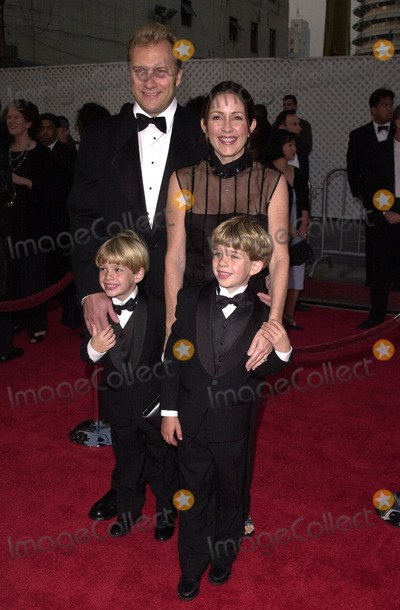 "Patricia Heaton Photo -  Patricia Heaton and Family at a special presentation of Disney's ""The Lion King"" benfitting the Karabo Foundation, Pantages Theater, 10-18-00"