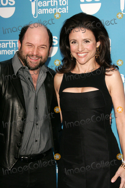 Jason Alexander, Laurie David, Julia Louis-Dreyfus Photo - Jason Alexander and Julia Louis Dreyfus