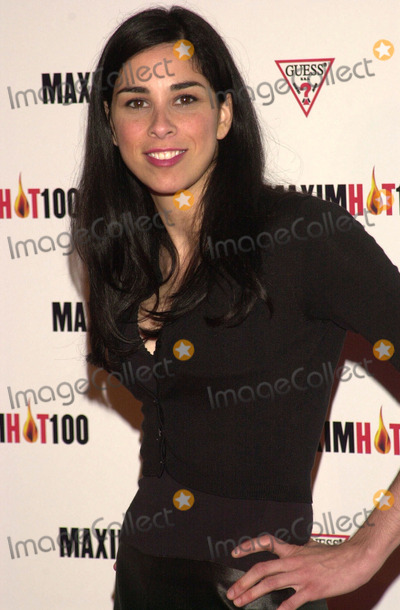 Sarah Silverman Maxim Hot 100 http://imagecollect.com/picture/sarah-silverman-photo-31673/2002-maxim-hot-100-party