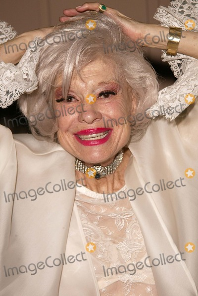 Carol Channing Photo - Carol Channing at the Academy of Television Arts & Sciences Ribbon Of Hope Celebration 2004, Leonard H. Goldenson Theater, North Hollywood, CA 03-13-04