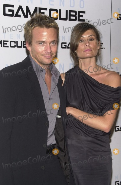 Sean Patrick Flanery  Sasha Photo - Sean Patrick Flanery and wife    Sean Patrick Flanery Married