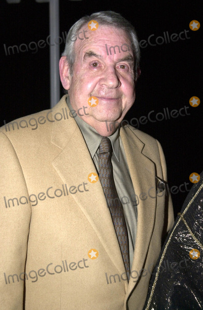 Tom Bosley, Bel-Air, Jimmy Stewart Photo -  Tom Bosley at the 20th Anniversary Jimmy Stewart Relay Marathon Celebrity VIP Kickoff Coctail reception, Hotel Bel Air, 03-14-01