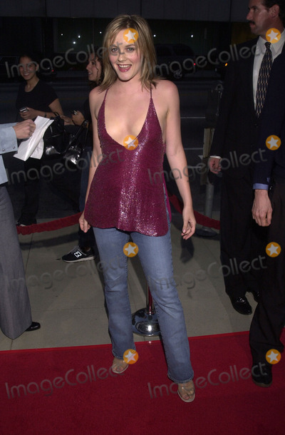 "Alicia Silverstone Photo -  Alicia Silverstone at the premiere of 20th Century Fox's ""Moulin Rouge"" at the Academy of Motion Picture Arts and Sciences, Beverly Hills, 05-16-01"