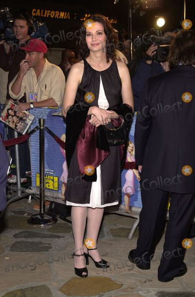 "Laura Kightlinger Photo - Laura Kightlinger at the premiere of 20th Century Fox's ""Shallow Hal"" at Mann's Village Theater, Westwood, 11-01-01"