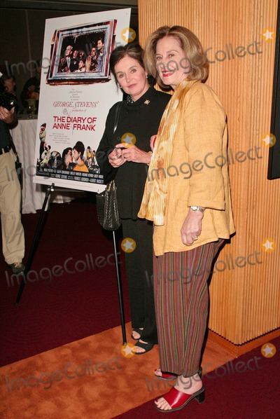 Millie Perkins, Diane Baker, George Stevens Photo - Millie Perkins and Diane Baker at the Academy's Centennial Tribute to Oscar Winning Director George Stevens, Academy of Motion Picture Arts and Sciences, Beverly Hills, CA, 10-01-04