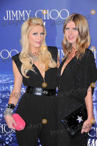 Jimmy Choo, Nicky Hilton, Paris Hilton Photo - Paris Hilton and Nicky Hilton